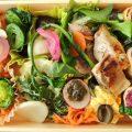 お弁当 那須野菜中心