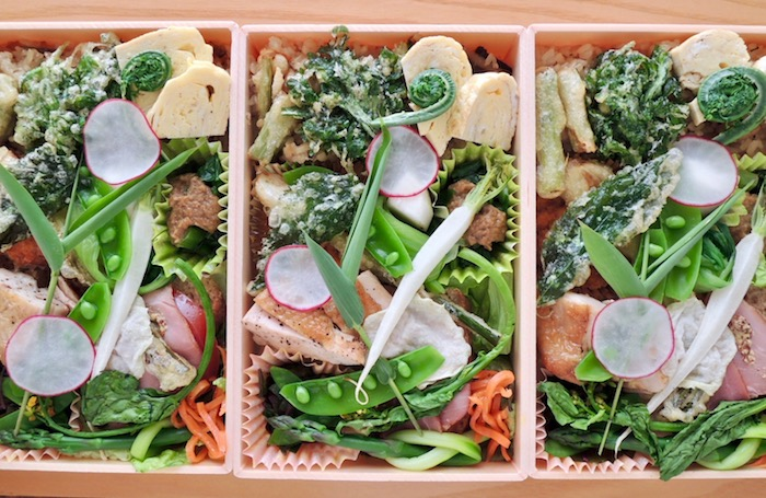 お弁当 野菜多い