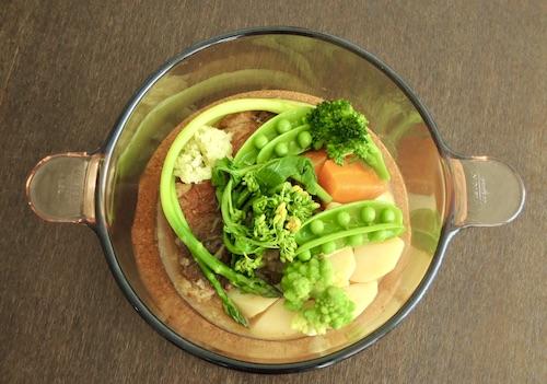 シュークルート煮込み 真空パック 野菜たっぷり