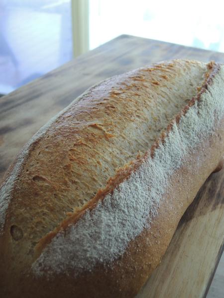 味噌玄米酵母パン